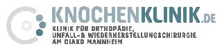 Knochenklinik am Diako Mannheim - Logo