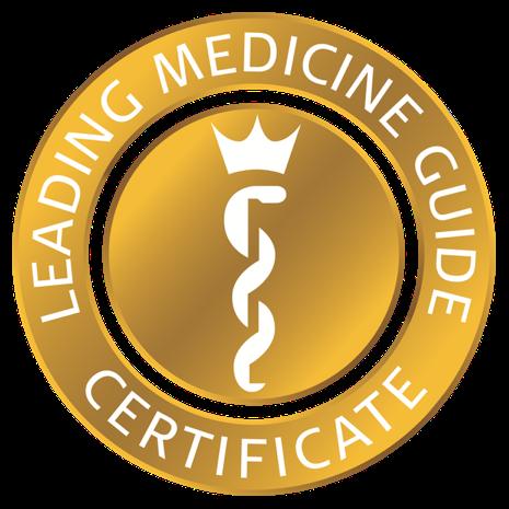 Leading Medicine Guide Zertifikat